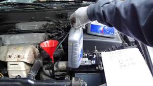 How to replace automatic transmission oil Toyota Camry. Years 1990 ...
