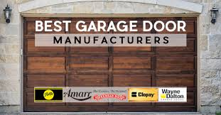 best garage doorsBest Garage Door Manufacturers  Garage Door and More NC LLC