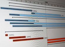 Планово контрольный график Стоковое Фото изображение  Похожие изображения `Планово контрольный график`