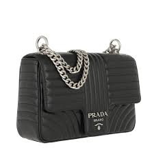 handtasche prada diagramme leather shoulder bag nero2