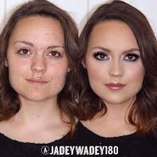 bare minerals before and after. before and after incredible makeup transformations pampadour bare minerals