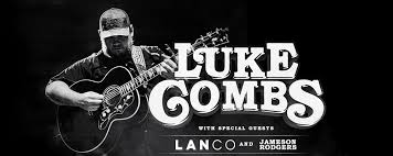 Luke Combs Seating Chart Luke Combs Budweiser Gardens