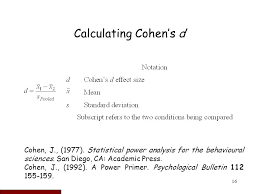 Statistical Power Formula Statistical Power And Sample Size Calculations Ppt Video