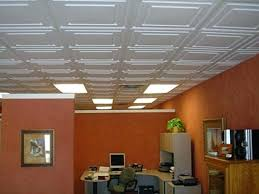 How To Install Decorative Ceiling Tiles Decorative Drop Ceiling Tiles To Update A Drop Ceiling Drop Ceiling 60