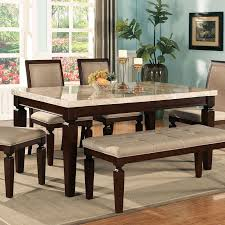 marble top dining room table. Agatha White Marble Top Dining Table Tables Room