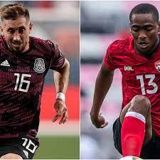 Mexico vs Trinidad and Tobago: Probable ...