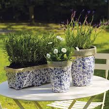Garden Pots Garden Pots And Planters Best Colour Schemes For Garden Pots And