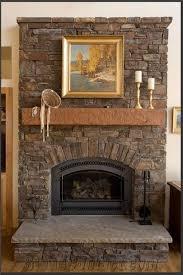 Chief Joseph Stone Fireplace Surround, Brown Sandstone Fireplace Surround  from United States - StoneContact.