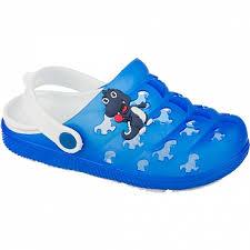 <b>Кроксы MURSU</b> 208026 синий