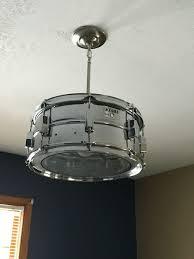 drum pendant lighting fixtures. Snare Drum Light Fixture For Baby\u0027s Musical Inspired Nursery Pendant Lighting Fixtures D