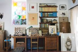 eclectic home office alison. Eclectic Home Office Alison H