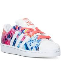 adidas shoes for girls superstar pink. adidas little girls\u0027 superstar casual sneakers from finish line shoes for girls pink d