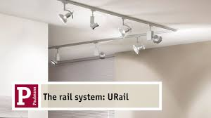 <b>URail</b>, the flexible 230V rail system from <b>Paulmann</b> - YouTube