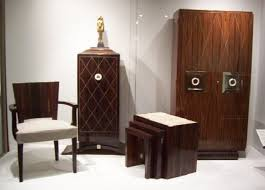 deco furniture designers. Plain Designers Art Deco Interior Design  Furniture Collection The French Furniture  Designer JacquesEmile Ruhlmannu0027s Sleek And Luxurious Pieces Are By Far The Most  With Designers E