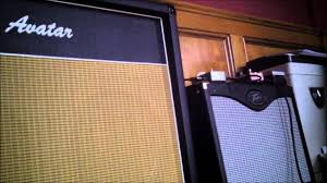 Peavey Classic Cabinet Peavey Classic 30 With Avatar 212 Cabinet Youtube