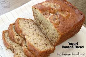 Yogurt Banana Bread Recipe Butter With A Side Of