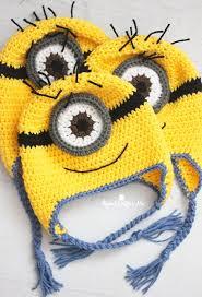 Minion Hat Crochet Pattern Stunning Crochet Minion Hat Kit Repeat Crafter Me