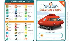 Badge Chart Disney Junior Octunauts Pinterest Disney