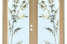 glass designs for front doors frosted glass designs glass doors frosted glass front entry doors bamboo