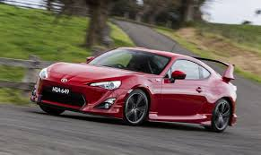 Poor Sales Of Toyota GT 86/Scion FR-S Likely To Rule Out New ...