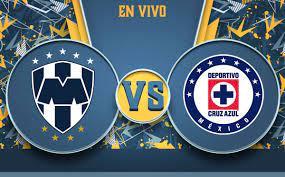 Monterrey vs Cruz Azul LIVE ...