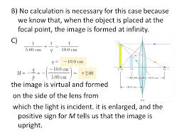 b no calculation is necessary for this case because we know that when the