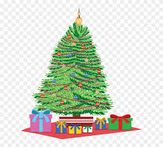 christmas tree with presents drawing. Unique Christmas Christmas Tree Clipart Gift  With Presents Under It  Drawing On T