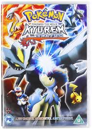 Amazon.com: Pokemon Movie 15: Kyurem Vs. The Sword of Justice [DVD]: Movies  & TV