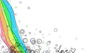 star ppt background hand drawn rainbow and stars backgrounds presnetation ppt