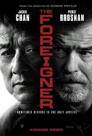 Il cast di the foreigner. Film Review The Foreigner 2017 Vance Wong