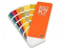 Ral K7 Colour Chart Ral K7 Classic Colour Chart Brand New Fan Style Guide