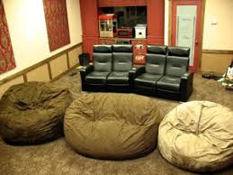 theatre room furniture. huge bean bag chairs for movie room theatre furniture u