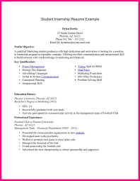8 Example Of Cv For It Student