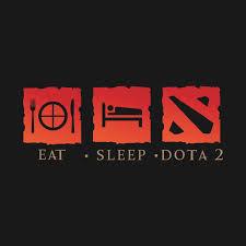 eat sleep play dota dota 2 t shirt teepublic