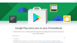 Google Play Customer Service The Google Play Store Is Now Available In Chrome Os Brings Android