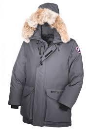 Canada Goose Ontario Parka MidGrey,canada goose cheap bomber,glamorous