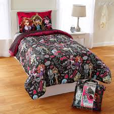 monster high twin bed sheets
