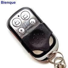 universal garage openers universal garage door opener remote control 4 channel auto gate copy for universal