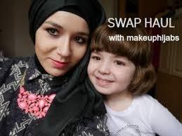 international swap with saman s makeup hijab styles