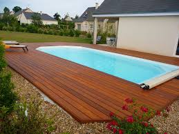 wood patio with pool. Wood Patio With Pool