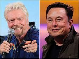 Warum Elon Musk nachts um 3 Uhr barfuß Richard Branson besuchte - Business  Insider