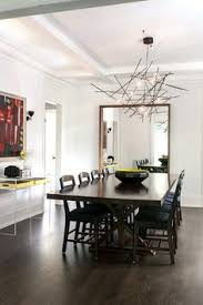 Contemporary dining room lighting fixtures Indoor Contemporary Dining Room By Shirley Meisels The Light Fixture Makes This Look Very Contemporary Modern Pinterest 16 Best Contemporary Dining Room Lighting Images Lunch Room