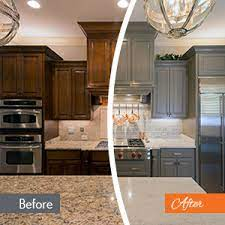 want to paint your kitchen cabinets