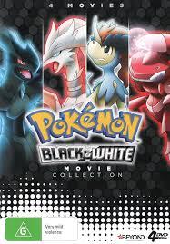 Amazon.com: Pokemon Black and White Victini & Zekrom / Sword of Justice   4  Discs   Anime & Manga   NON-USA Format   PAL   Region 4 Import - Australia:  Movies & TV