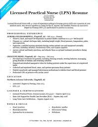 Lpn Resume Templates Beauteous Lpn Resume Template New Grad Lpn Resume Skills Resume For Licensed