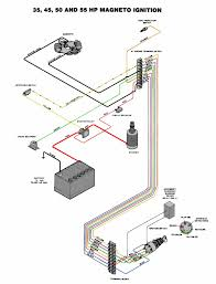 mastertech marine chrysler force outboard wiring diagrams chrysler 35 50 hp magneto ignition w alternator