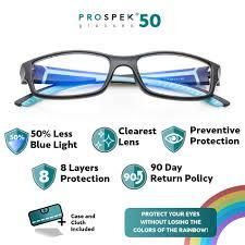 Prospek Blue Light Glasses Prospek Blue Light Blocking Glasses Computer Glasses