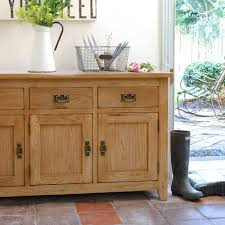 Rustic Kitchen Sideboard Sideboards Pine Oak And Solid Wood Sideboards Pine Solutions