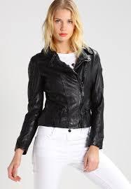 gipsy leather jacket black women clothing jackets 100 high quality usa