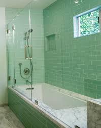 Glass Tiles For Bathroom Designs  Tile Designs - Glass tile bathrooms